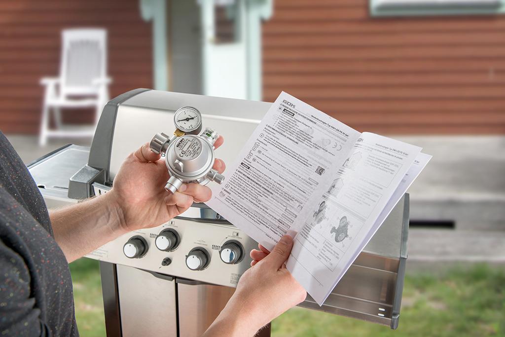 Häufig finden Sie in den Bedienungsanleitungen von GOK-Druckreglern eine Empfehlung zur Lebensdauer, also wann Sie die Armatur spätestens austauschen sollten.