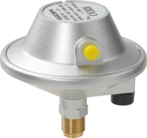 Das Druckentlastungsventil DEV-1 verhindert das unbeabsichtigte Ansprechen der Sicherheitseinrichtung OPSO.