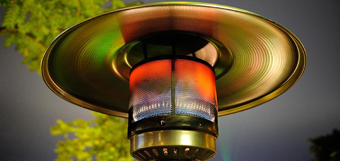 Für den sicheren Betrieb von Heizpilz, Heizstrahler oder Terrassenstrahler mit Flüssiggas bedarf es der passenden Komponenten. GOK bietet diese.
